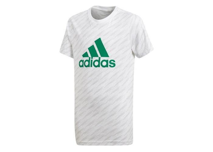 Image of Adidas Lasten t-paita Adidas YB Logo Tee Jr