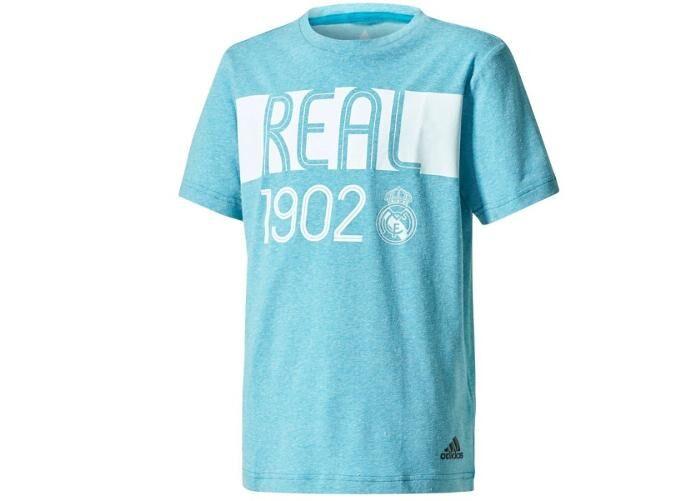 Image of Adidas Lasten t-paita Adidas YB Real Madrid Tee Jr