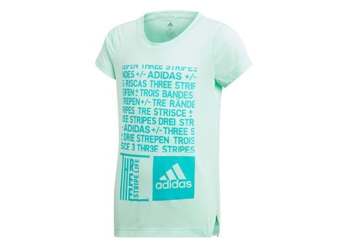 Image of Adidas Lasten t-paita Adidas YG Graph Tee Jr