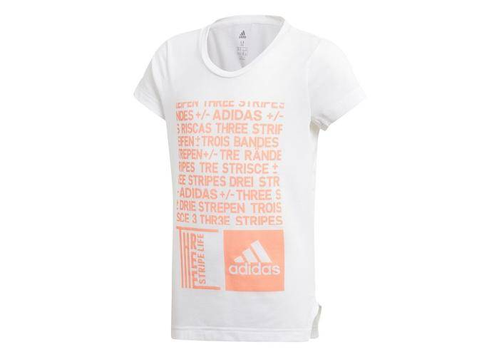 Image of Adidas Lasten t-paita Adidas YG TR Graph Tee Jr