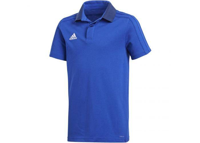 Image of Adidas Lasten jalkapallopaita Adidas Condivo 18 Cotton Polo Jr