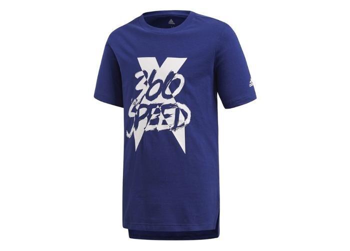 Image of Adidas Lasten t-paita Adidas YB X Tee Jr
