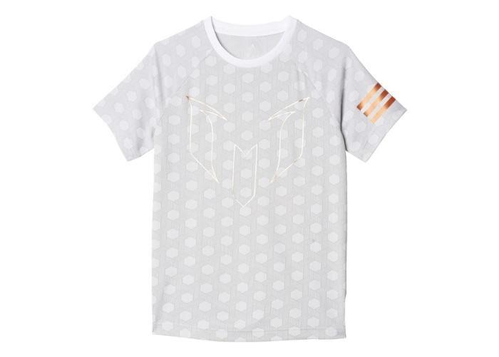 Image of Adidas Lasten t-paita Adidas YB Messi Printed Tee Jr