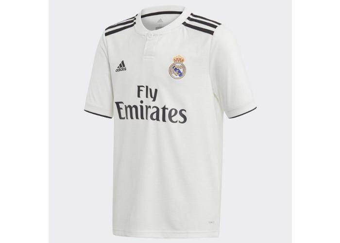 Image of Adidas Lasten jalkapallopaita Adidas Real Madrid Home Jr