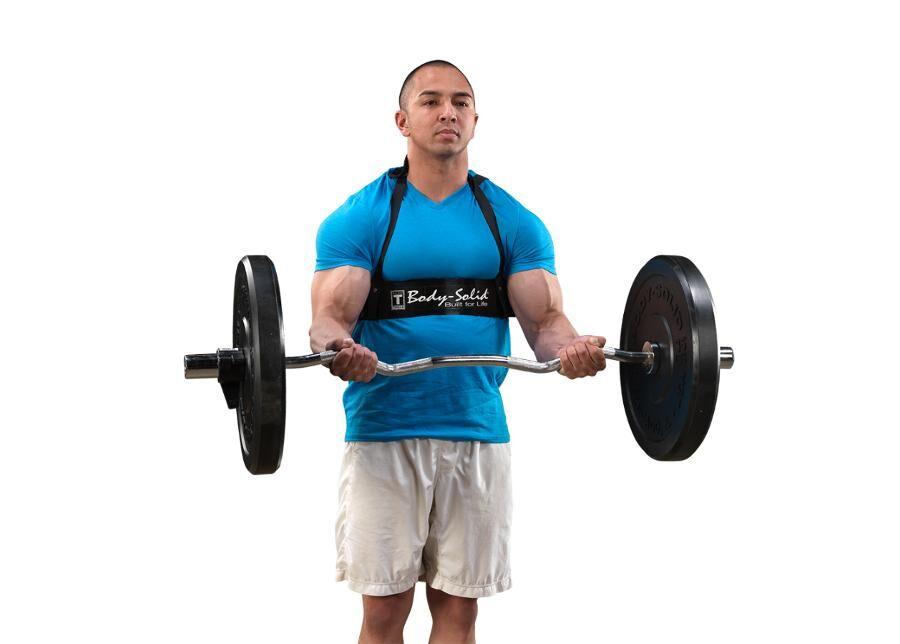 Body-Solid hauiksen treeniväline BB23