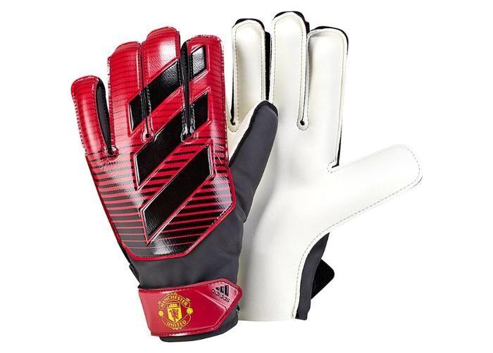 Image of Adidas Lasten maalivahdin hanskat adidas Young Pro Manchester United Junior CW5622