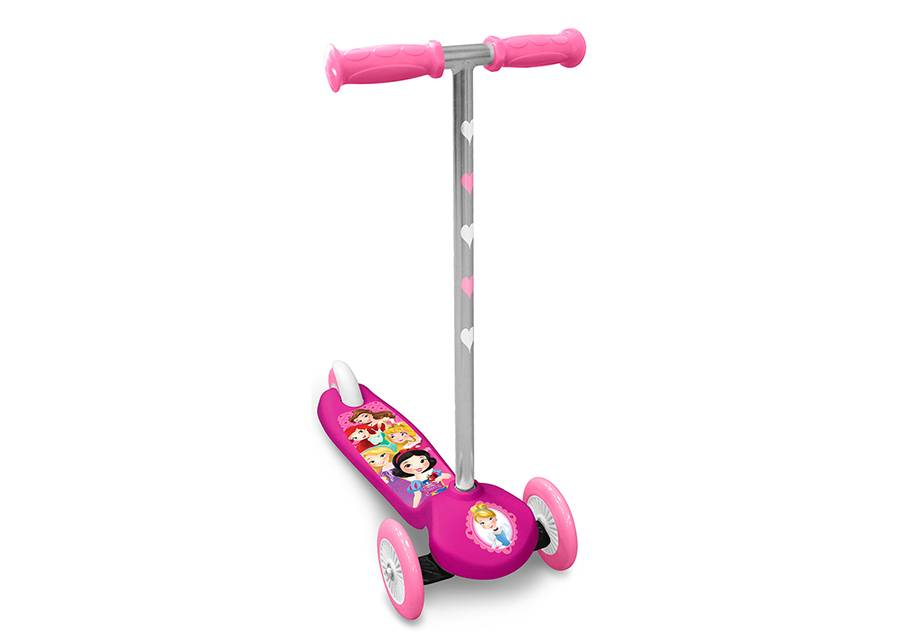 Buddy Toys Kolmipyöräinen potkulauta Disney Princess