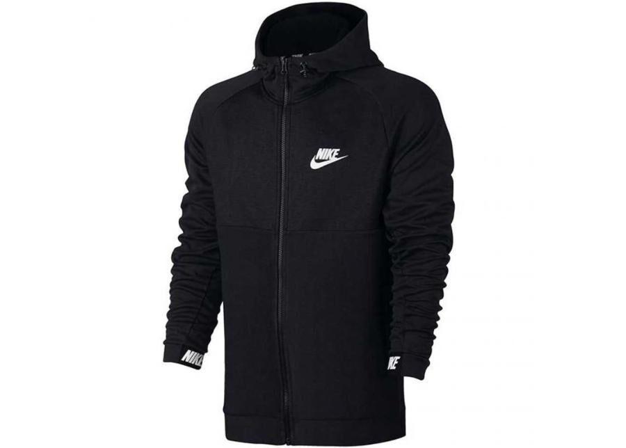 Image of Miesten huppari Nike NSW AV15 HOODIE FZ FLC M 861742-010