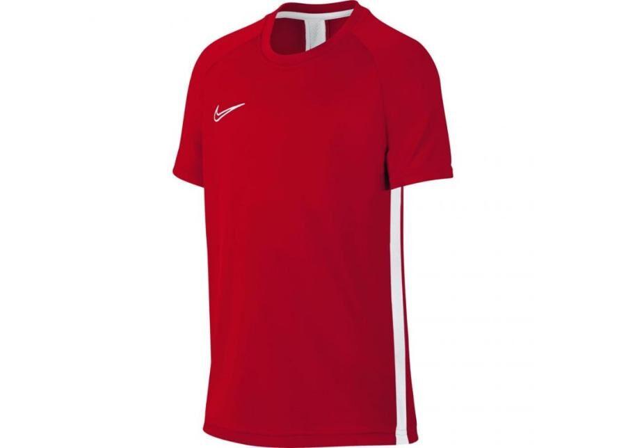 Image of Nike Lasten jalkapallopaita Nike B Dry Academy SS Junior AO0739-657