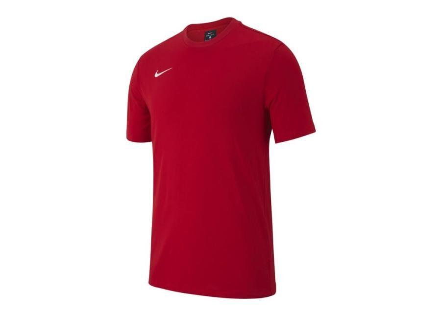 Image of Nike Miesten treenipaita Nike Team Club 19 Tee M AJ1504-657