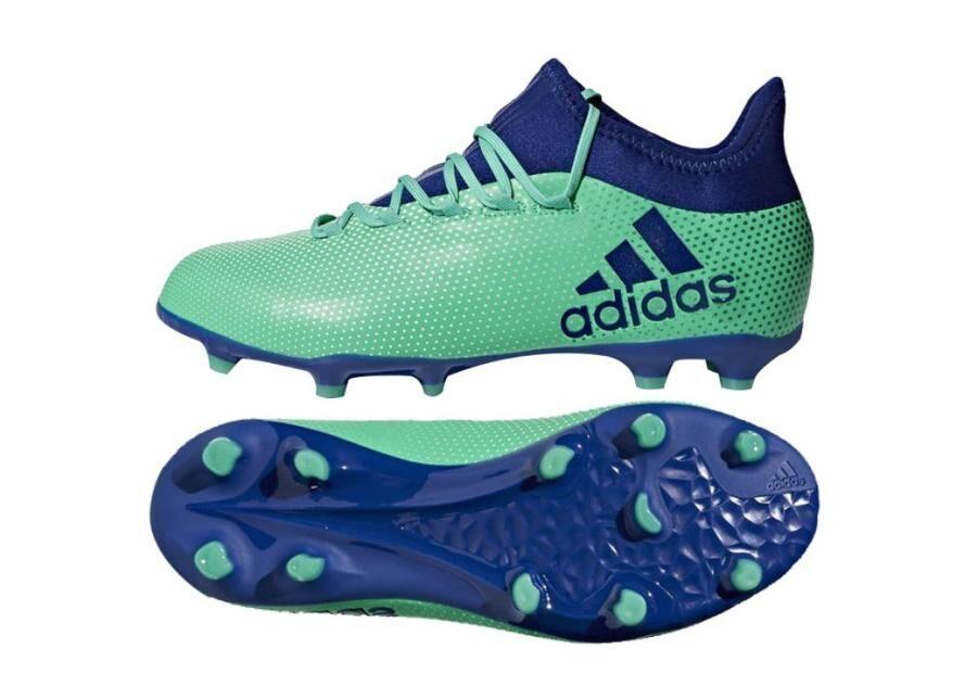 Image of Adidas Lasten jalkapallokengät Adidas X 17.1 FG Jr CP8980