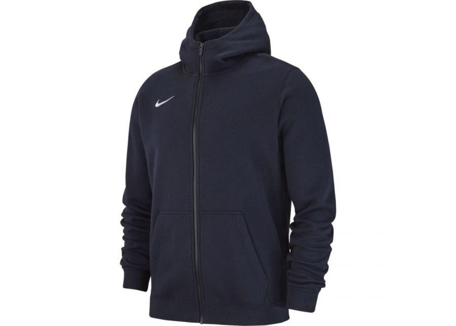 Image of Nike Lasten huppari Nike Hoodie FZ FLC TM Club 19 JUNIOR AJ1458-451