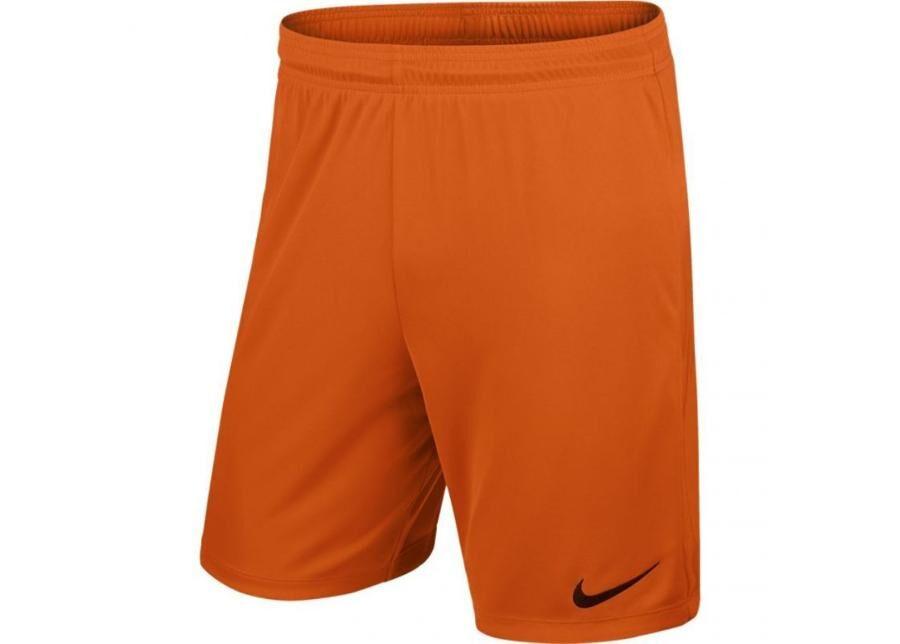 Image of Nike Lasten jalkapalloshortsit Nike Park II Junior 725988-815
