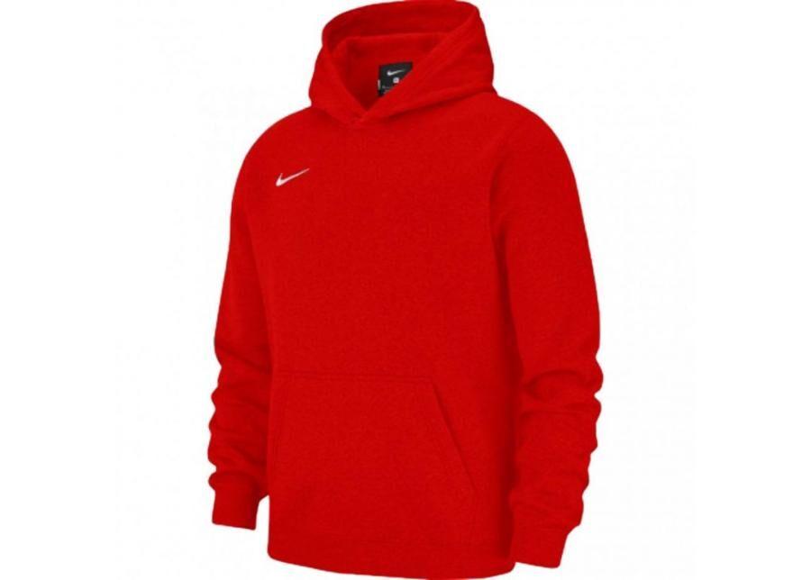 Image of Nike Lasten huppari Nike Hoodie PO FLC TM Club 19 Jr AJ1544-657