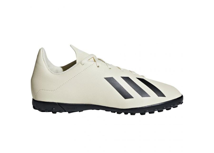 Image of Adidas Lasten jalkapallokengät tekonurmelle adidas X Tango 18.4 TF Jr DB2436