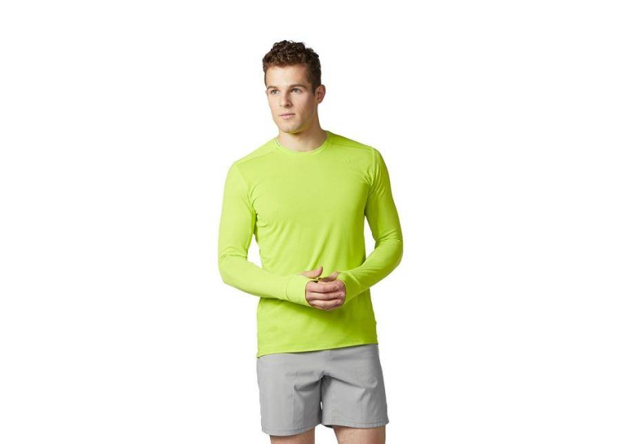 Image of Adidas Miesten t-paita Adidas Supernova LS Tee M