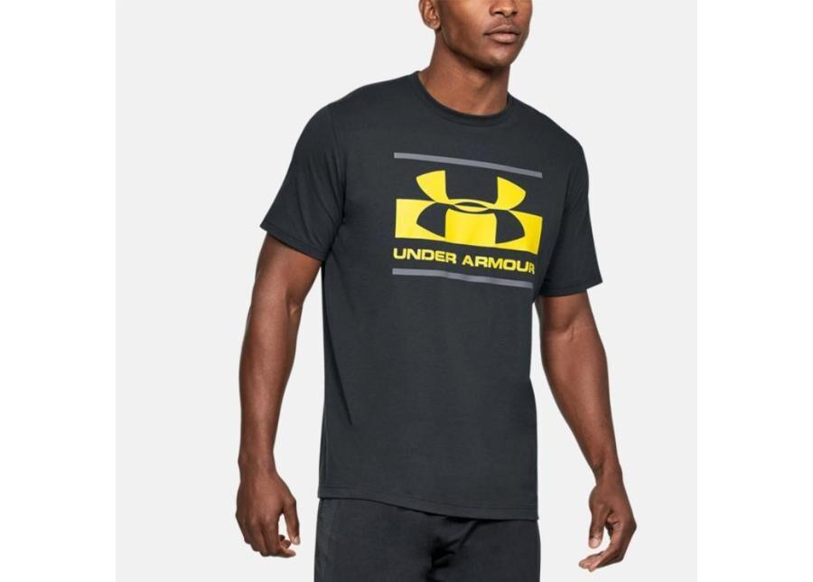 Image of Under Armour Miesten vapaa-ajanpaita Under Armour Blocked Sportstyle Logo M