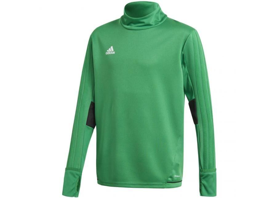 Image of Adidas Lasten jalkapallopaita Adidas Tiro 17 TRG Topy Junior BQ2760