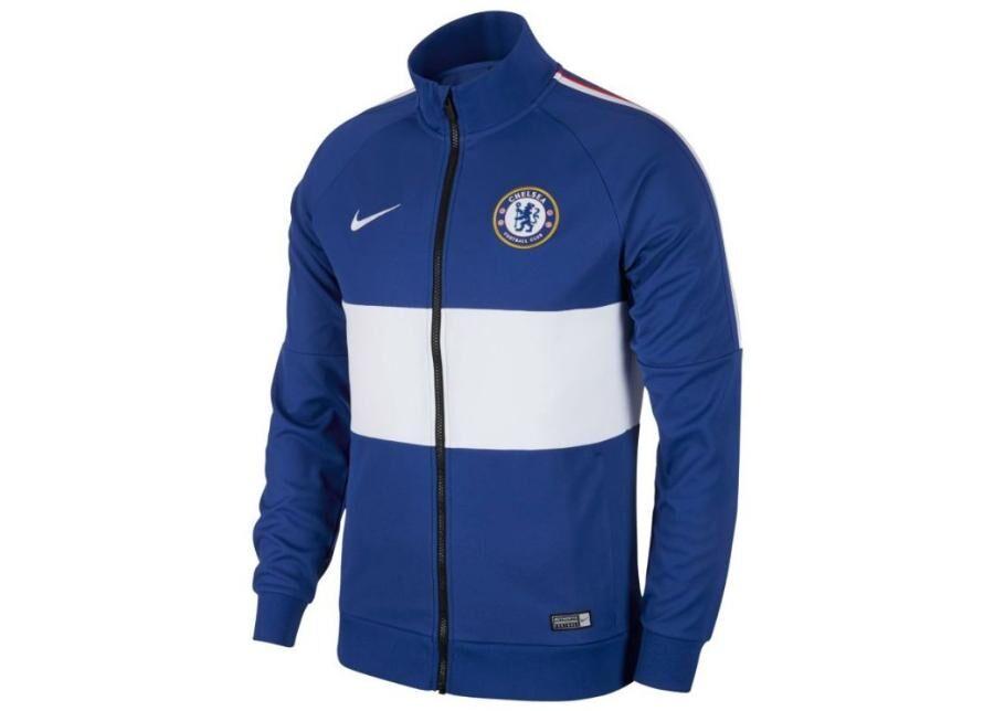 Image of Nike Miesten verryttelytakki Nike Chelsea FC I96 M AO5447 Toote TC-180375 nimetus võõrkeeles: