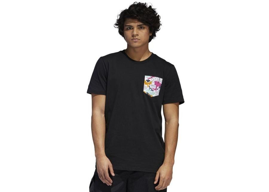 Image of Miesten t-paita Adidas Originals Walker PKT M DU8340