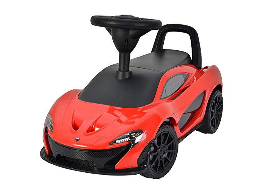 Chi Lok Potkuauto McLaren P1 punainen