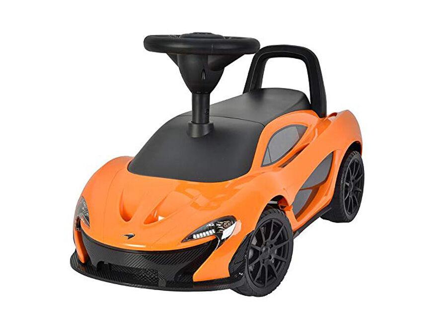 Chi Lok Potkuauto McLaren P1 oranssi