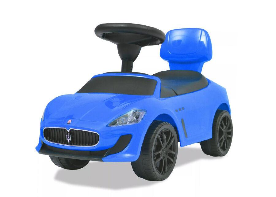 Chi Lok Potkuauto Maserati sininen