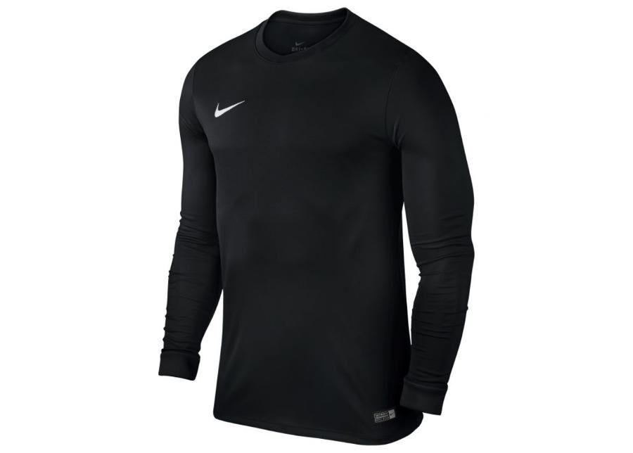 Nike Lasten jalkapallopaita Nike PARK VI LS Junior 725970-010