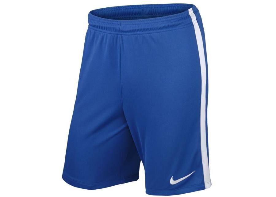 Image of Nike Miesten jalkapalloshortsit Nike LEAGUE KNIT SHORT M 725881-463