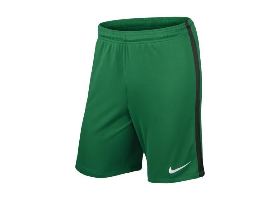 Image of Nike Miesten jalkapalloshortsit Nike LEAGUE KNIT SHORT M 725881-319