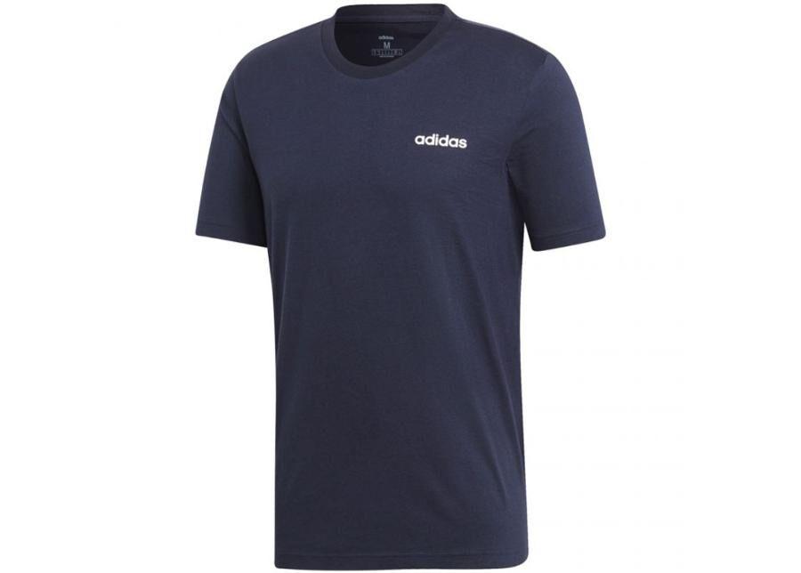 Image of Adidas Miesten t-paita Adidas Essentials Plain Tee M DU0369