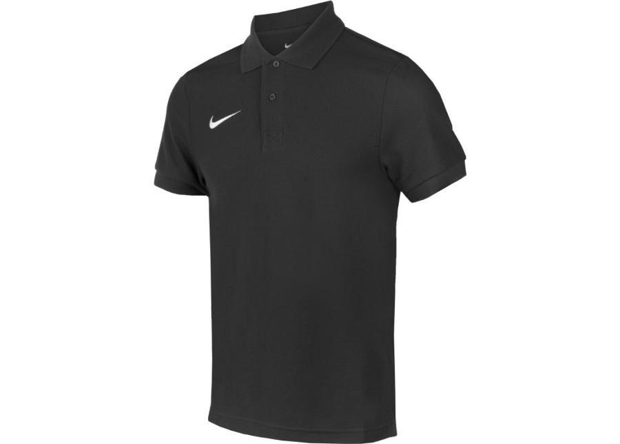 Image of Nike Miesten poolopaita Nike Team Core Polo M 454800-010