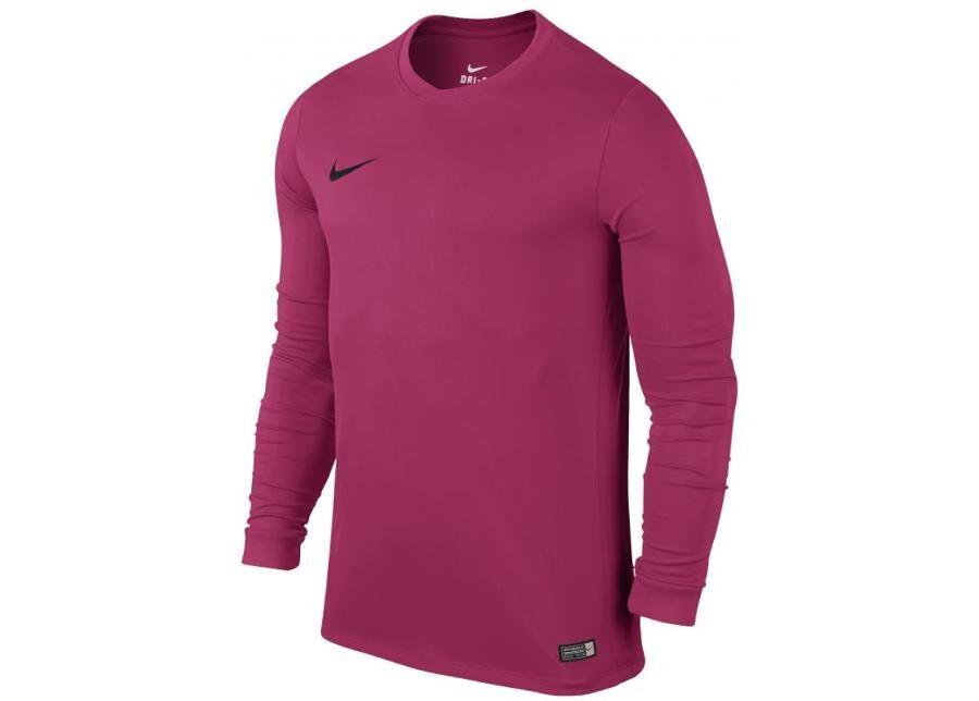 Nike Miesten jalkapallopaita Nike Park VI LS M 725884-616
