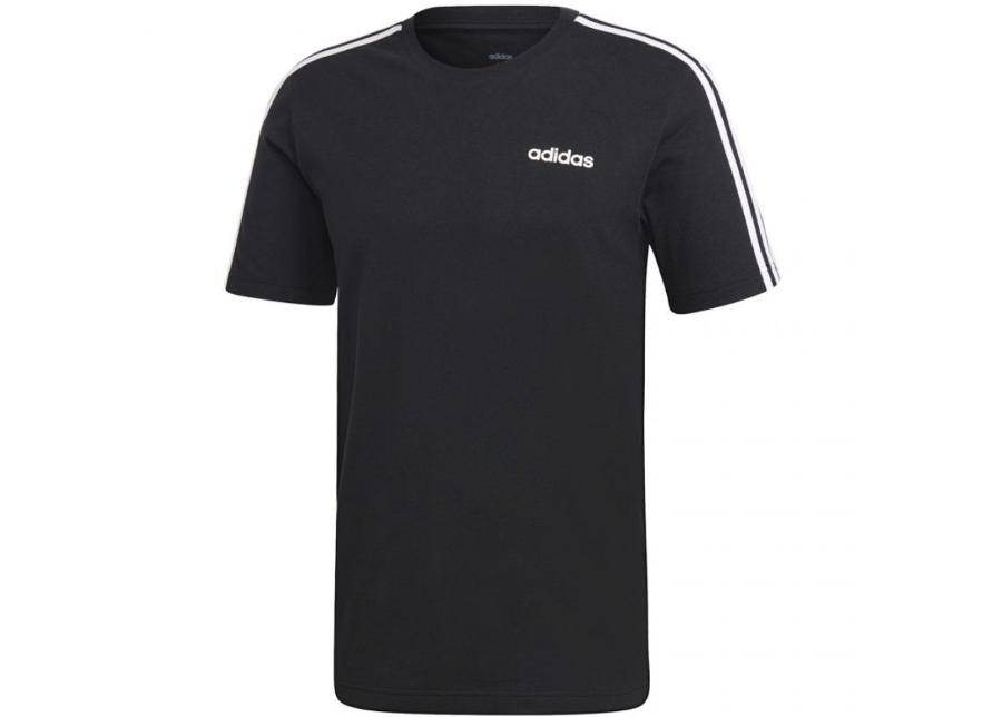 Image of Adidas Miesten t-paita Adidas Essentials 3 Stripes Tee M DQ3113