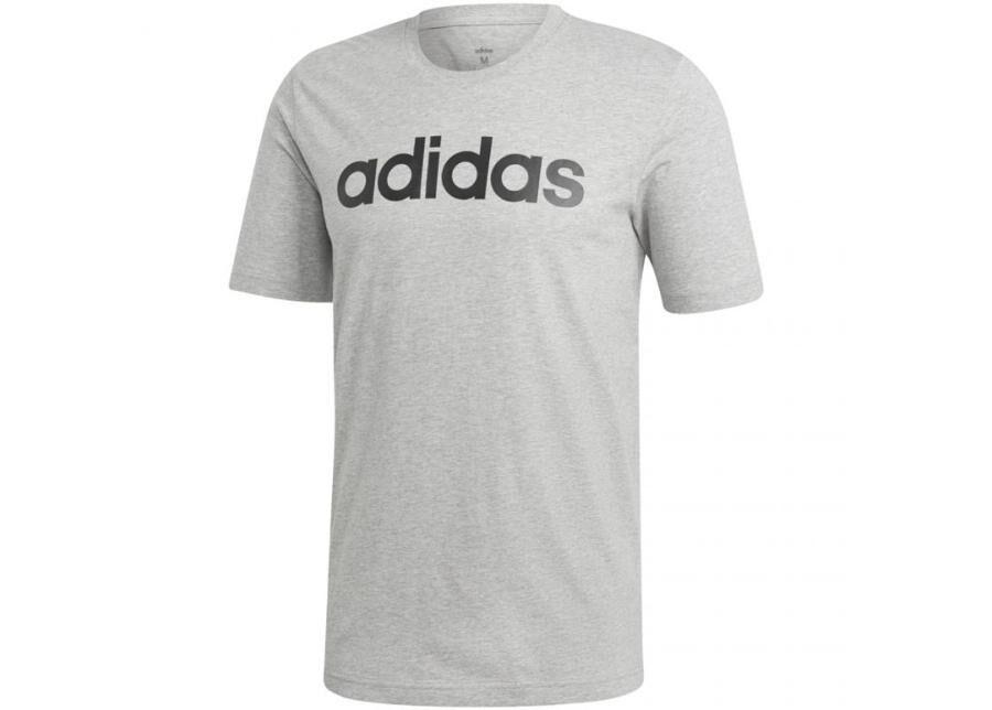 Image of Adidas Miesten t-paita Adidas Essentials Linear Tee M DU0409
