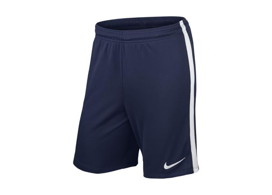 Image of Nike Miesten jalkapalloshortsit Nike LEAGUE KNIT SHORT M 725881-410