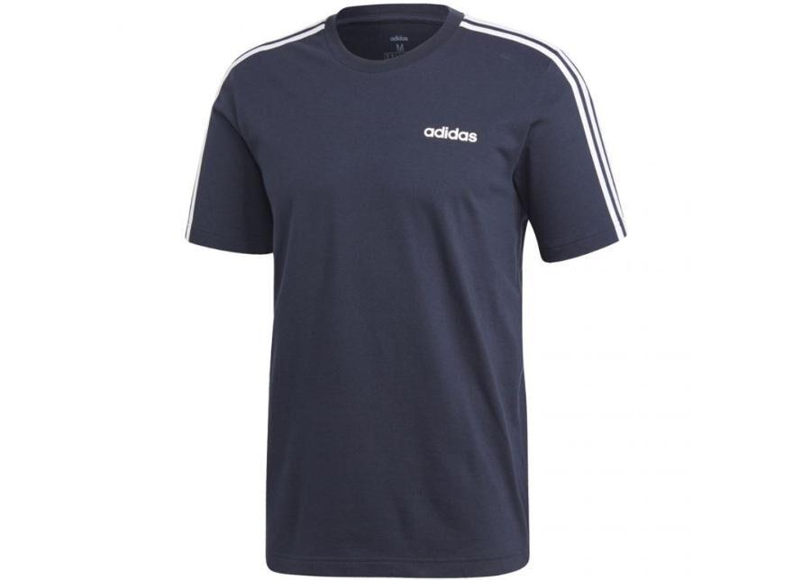 Image of Adidas Miesten t-paita Adidas Essentials 3 Stripes Tee M DU0440