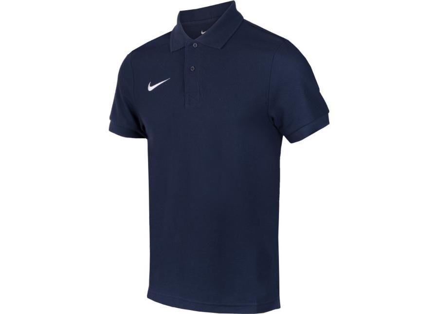 Image of Nike Miesten poolopaita Nike Team Core Polo M 454800-451