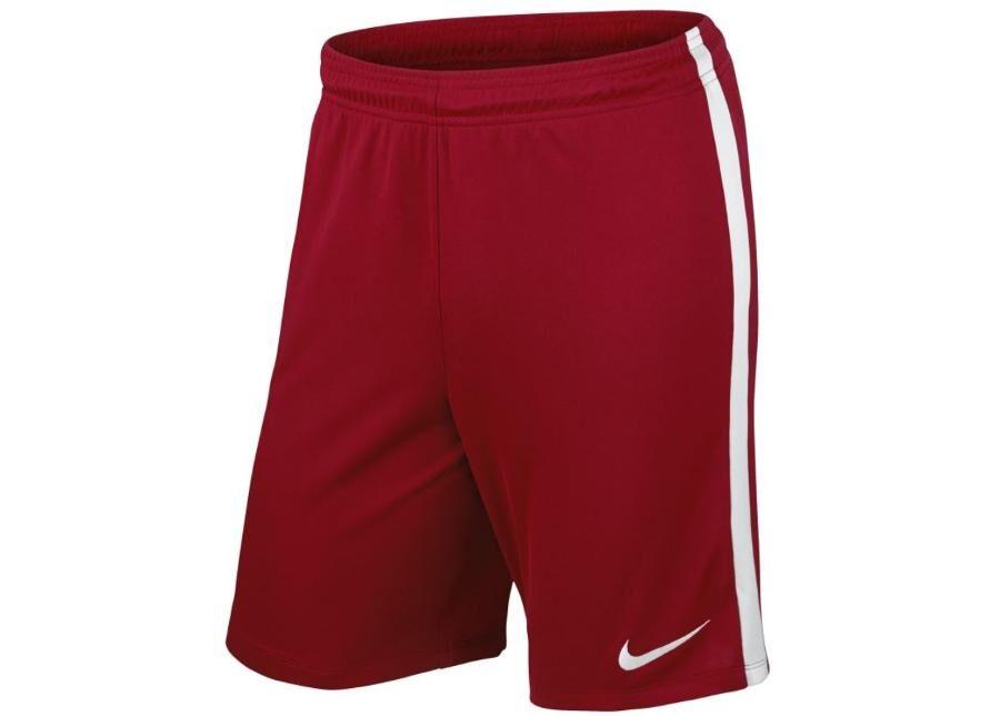 Image of Nike Miesten jalkapalloshortsit Nike LEAGUE KNIT SHORT M 725881-657