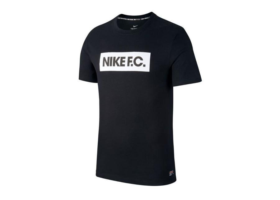 Image of Nike Miesten t-paita Nike F.C. Dry Tee Seasonal Block M AJ7413-010