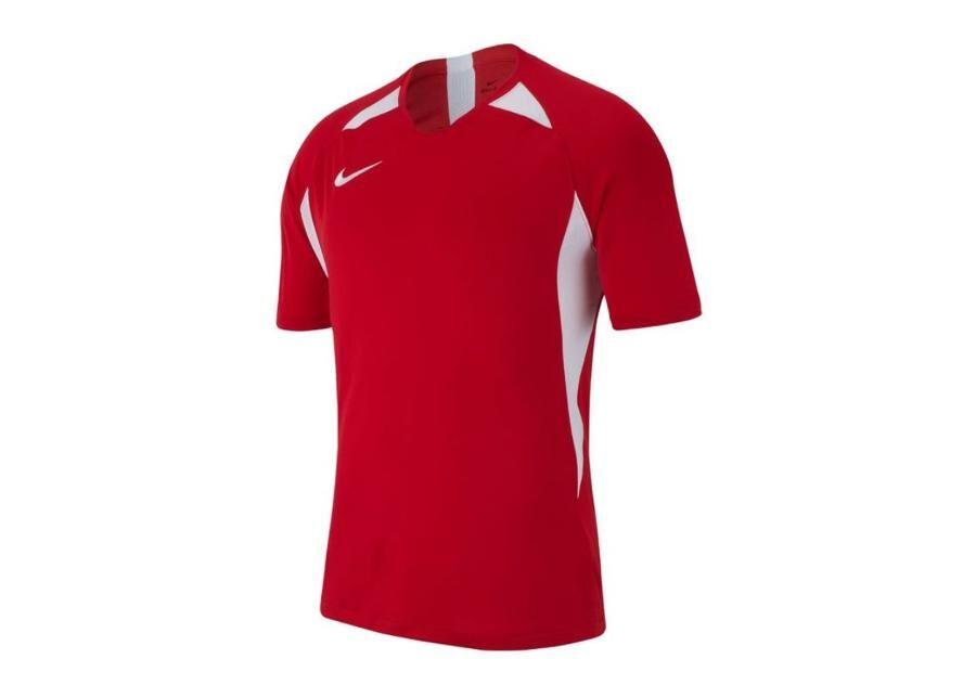 Image of Nike Lasten jalkapallopaita Nike Legend SS Jersey T-shirt JR AJ1010-657