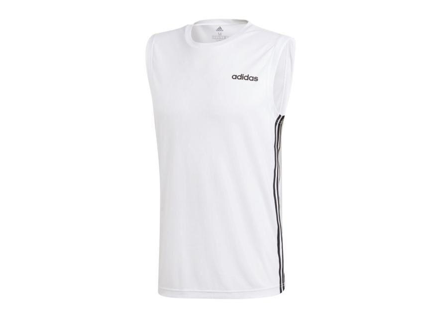Image of Adidas Miesten hihaton t-paita Adidas D2M SL 3S M DU1249
