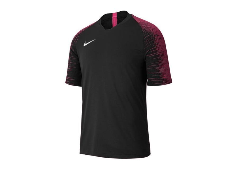 Image of Nike Miesten treenipaita Nike Dry Strike Jersey SS Top M AJ1018-011