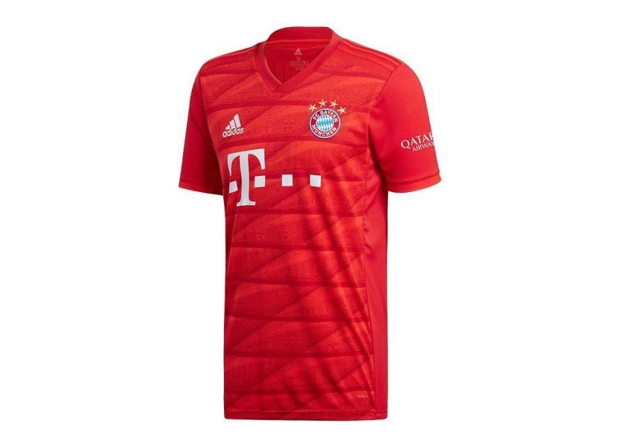Adidas Miesten jalkapallopaita Adidas Bayern Monachium Home 19/20 M DW7410