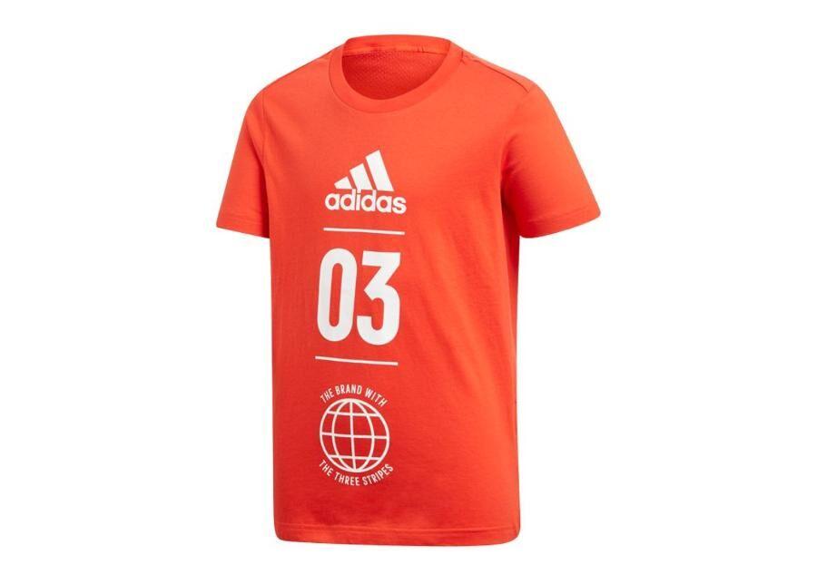 Image of Adidas Lasten t-paita Adidas Sport ID JR DV1705