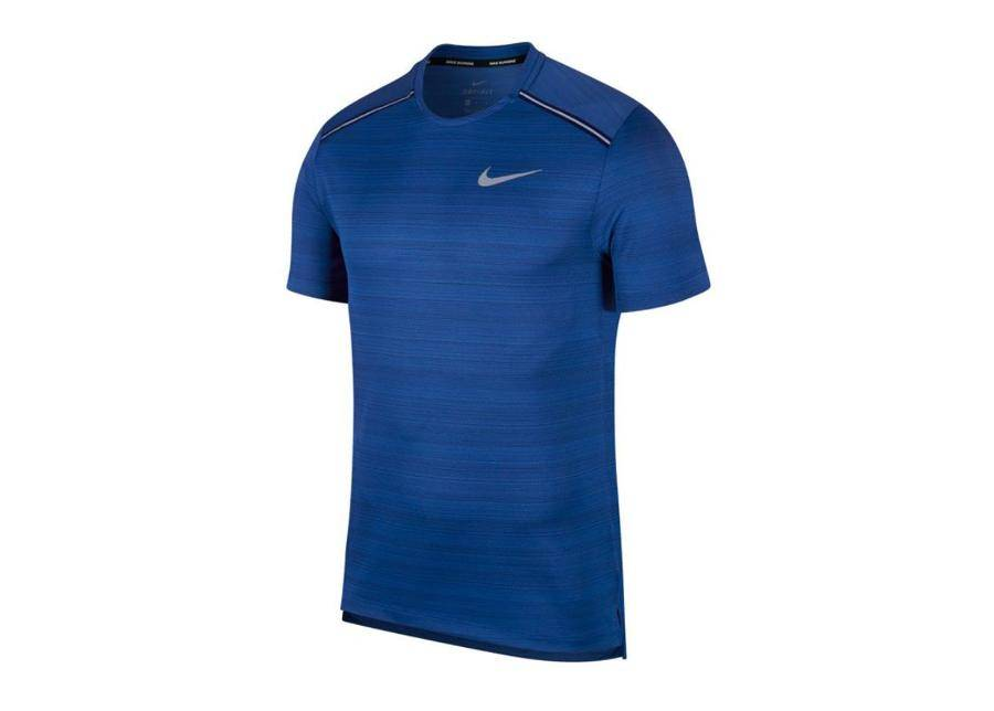 Image of Nike Miesten t-paita Nike Dry Miler Top SS T-Shirt M AJ7565-438
