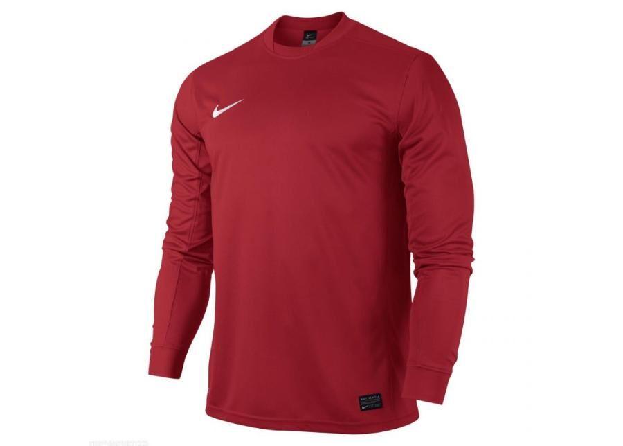 Image of Nike Lasten jalkapallopaita Nike Park V LS Junior 448256-657