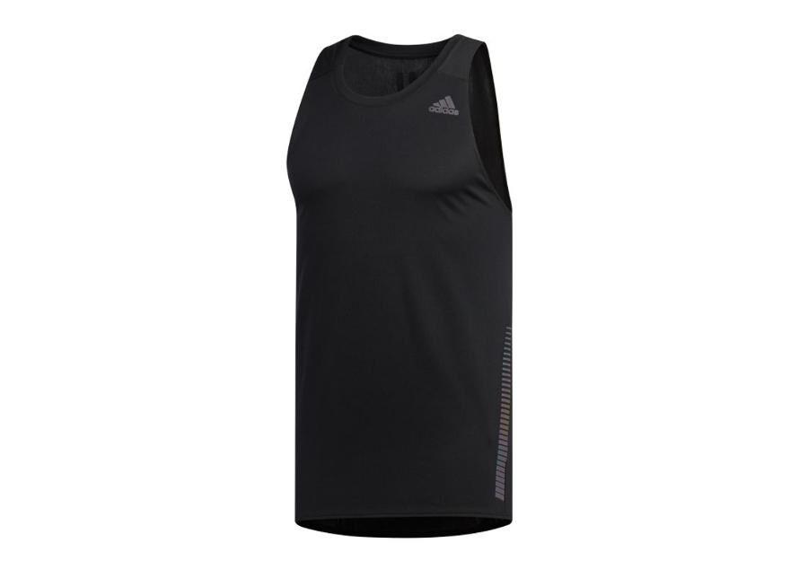 Image of Adidas Miesten hihaton t-paita Adidas RUNR Singlet M DZ4921