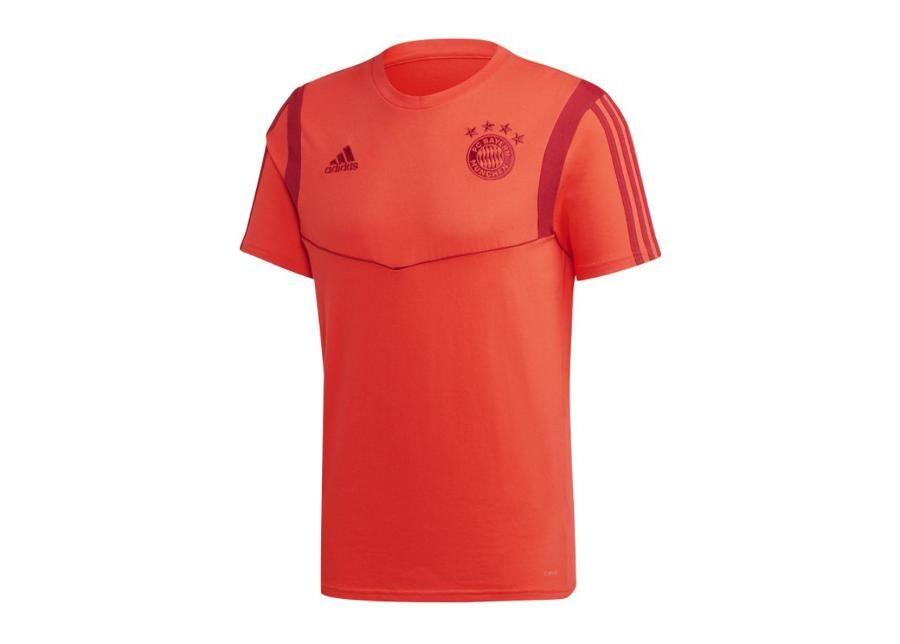 Adidas Miesten jalkapallopaita Adidas Bayern Monachium Tee 19/20 M DX9188