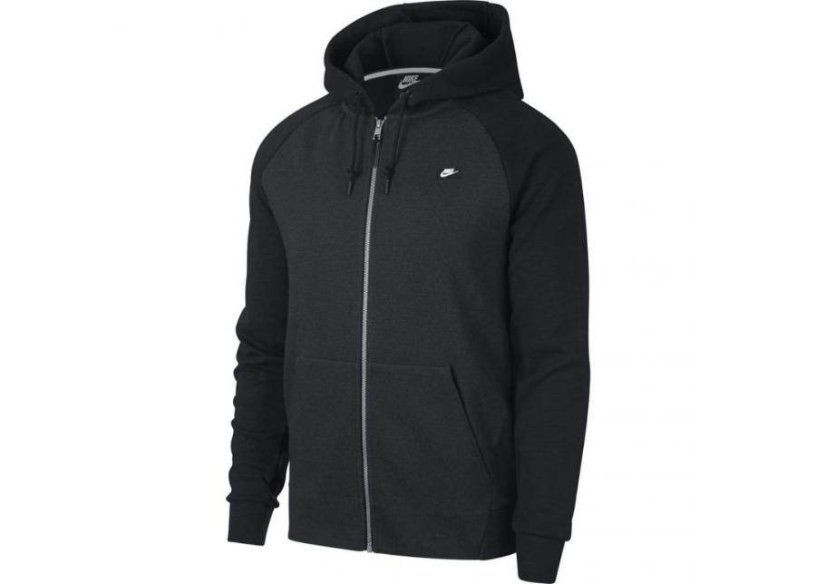 Image of Miesten huppari Nike NSW Optic Hoodie FZ M 928475-010